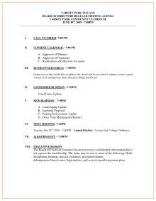 Executive Status Report Template Word