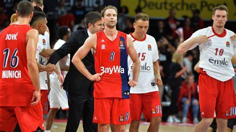 Euroleague Herbe Heimpleite Für Die Bayern