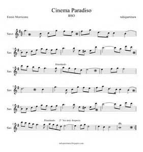 Star Wars Alto Sax Sheet Music