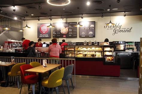 Most of the filipino coffee brands i will be sharing today have made it a mission to partner with local farmers, not just to keep their business going, but to give their partner farmers a consistent source of livelihood. Costa Coffee's Flagship Shop Opens in Eastwood | The Mommist