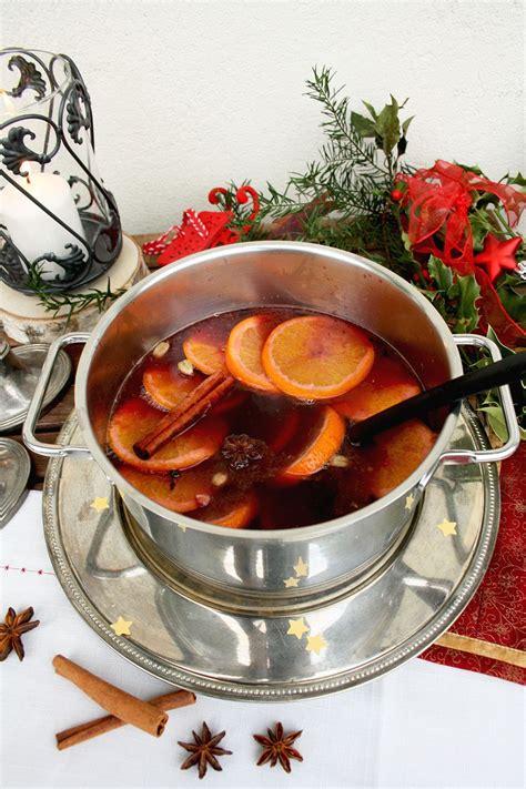 german mulled wine gluehwein happy kitchenrocks