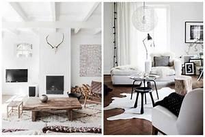 Photo Deco Salon : 10 astuces pour cr er un salon scandinave chez vous ~ Melissatoandfro.com Idées de Décoration