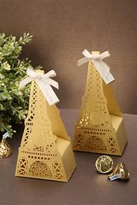 wholesale 10pcs classic eiffel tower shaped wedding candy With wedding party favors cheap