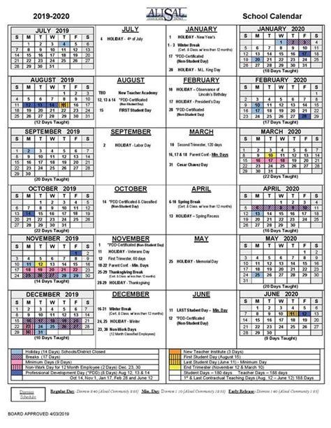 district school year calendar district school year calendar