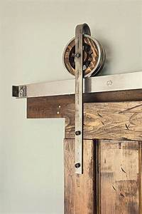 109 best vintage barn doors images on pinterest sliding for Barnwood pocket door
