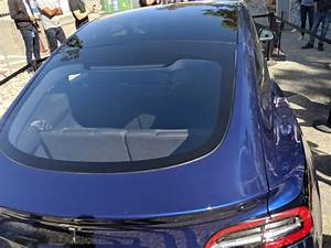 Tesla Model Y 3rd Row Pictures Reveal Little Leg Room | iPhone in Canada Blog