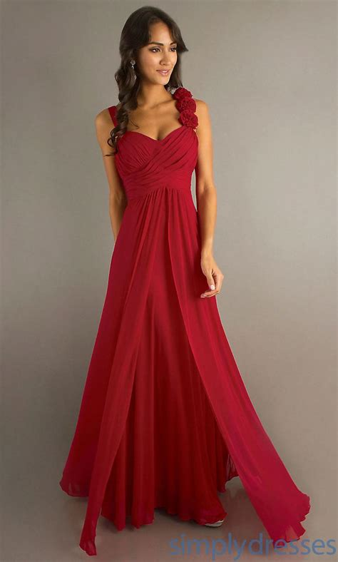 images  red bridesmaid dresses