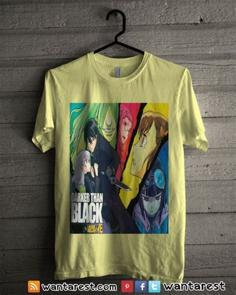 t shirt kaos arctic monkeys 15 best images about darker than black anime t shirts on