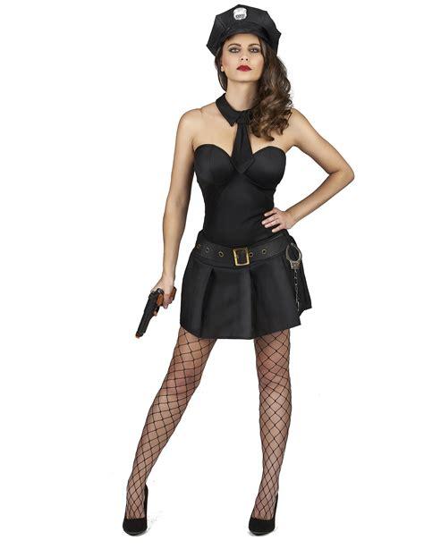 costume poliziotta sexy donna costumi adultie vestiti