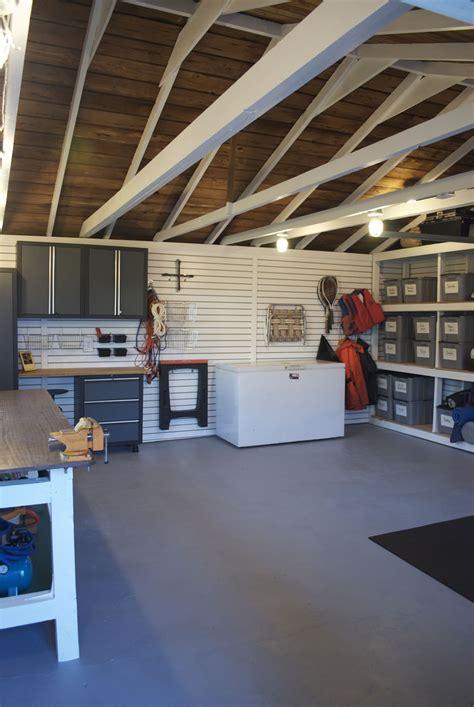 garage makeover  design denthe design den