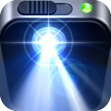 flashlight on the app on itunes