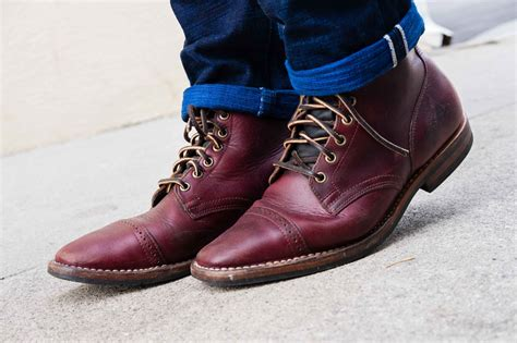 Viberg Color #8 Chromexcel Service Boot Review – Aun Three ...