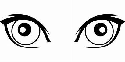 Eyes Transparent Clipart Eye Fox Clip Ogen