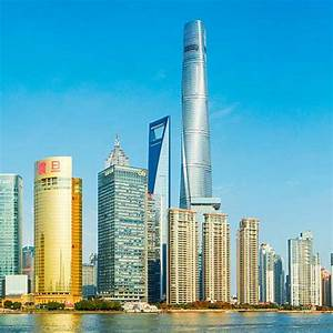 Certification Of Recognition Shanghai Tower Projects Gensler