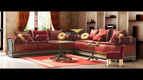 Beautiful Modele Salon Marocain Moderne Richbond With