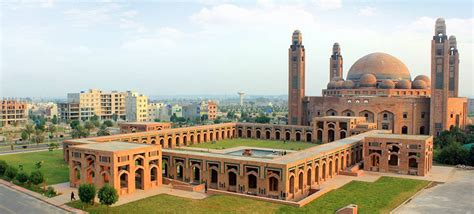 Bahria Town Lahore - Plots, Properties, and Society Details