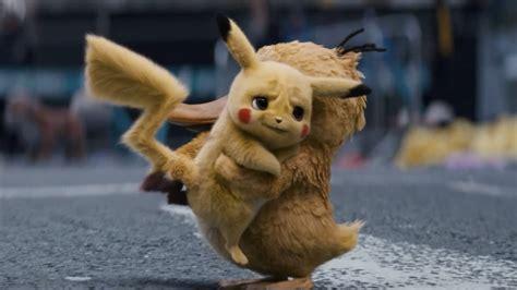 Psyduck Hugs Pikachu In New Pokémon