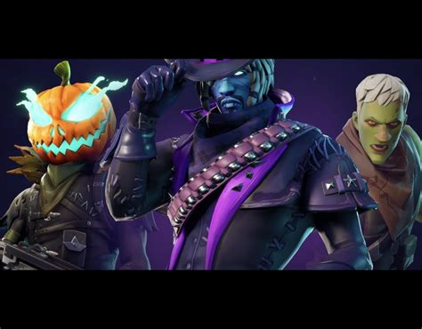 fortnite fortnitemares challenges part   halloween