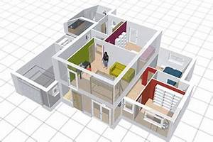 faire ses plan de maison en 3d gratuit 0 plan maison 3d With plan maison 3d en ligne 12 logiciel dressing gratuit obasinc