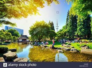 Japanischer Garten Hamburg : japanisches stockfotos japanisches bilder alamy ~ Markanthonyermac.com Haus und Dekorationen