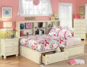 white storage daybed with bookcase headboard