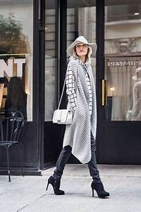 Tenue Tendance Femme : les 297 meilleures images du tableau apres 60 ans sur pinterest en 2019 cardigan sweater ~ Melissatoandfro.com Idées de Décoration