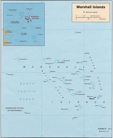 Marshall Islands Map, Map of Marshall Islands, Marshall ...