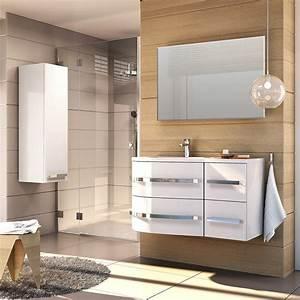 meuble sous lavabo design top meuble lavabo salle de bain With salle de bain design avec placard sous lavabo