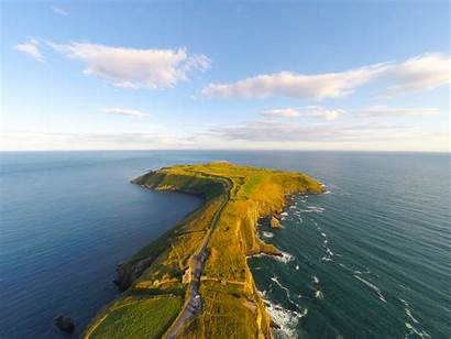 Kinsale Ireland Head Coastal Views Villages Aerial