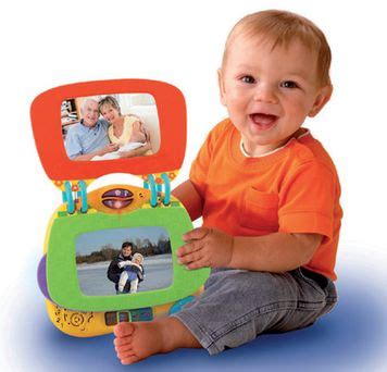 cadre album photo interactif vtech album interactif