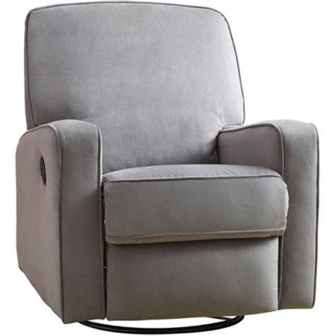 Swivel Glider Chair Walmart by Home Meridian International Sutton Swivel Glider Recliner