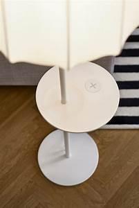 Lampenschirm Stehlampe Ikea : ikea lampen und tische mit qi ladeger t ab april ~ Frokenaadalensverden.com Haus und Dekorationen