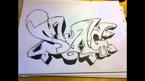 graffiti drawing  swag youtube