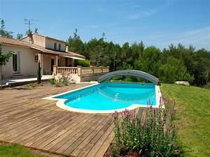 impressionnant piscine sous terrasse amovible 11 abri With piscine sous terrasse amovible