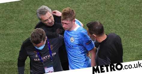 Man City's Kevin De Bruyne provides injury update after ...