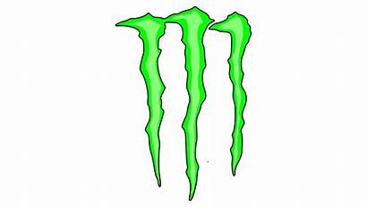 Monster Energy Zeichen Symbol Emblem Schrift Farben