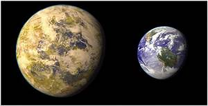 Gliese 832 c, la supertierra más cercana a la Tierra, al ...
