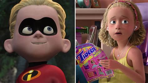 Pixar Theory Is Dash Mollys Father Do Andy And Molly