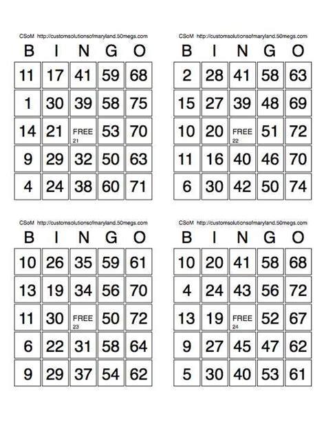 best 25 bingo para imprimir ideas on juego
