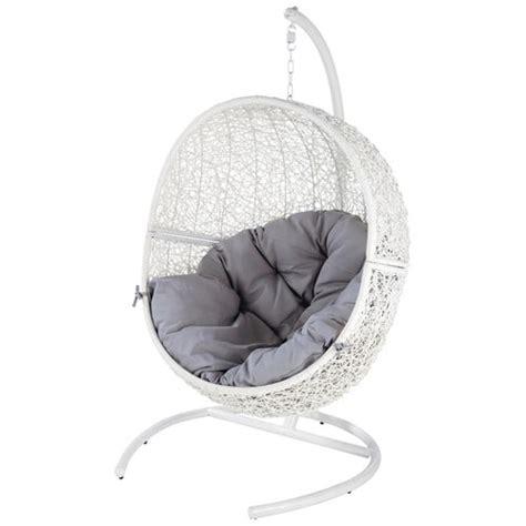 poltrone maison du monde fauteuil de jardin blanc cocon maisons du monde