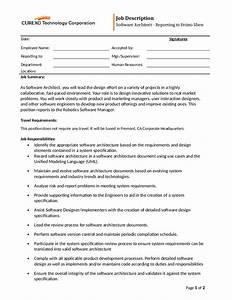 detailed job description template 1 sample employee job With detailed job description template