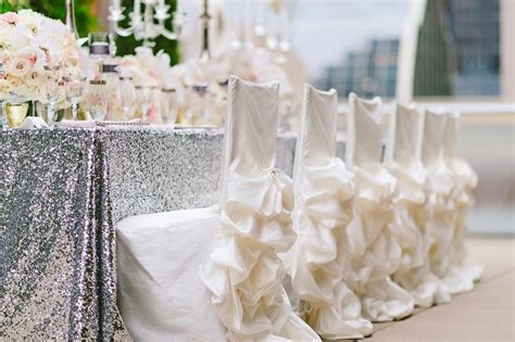 the white wedding chair covers with regard to residence prepare and sashes for rent