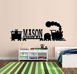 1000 ideas about name wall decals on pinterest nursery With best 20 thomas the train wall decals