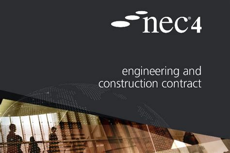 nec contract suite moves  fourth generation
