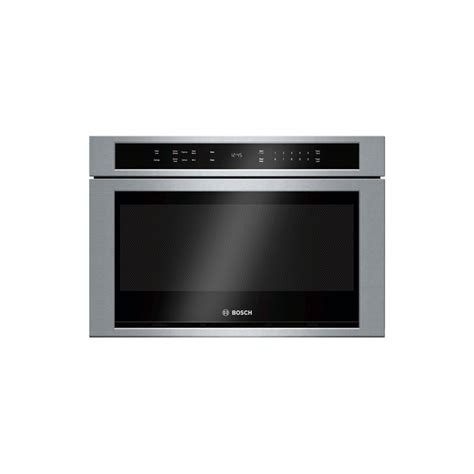 bosch drawer microwave bosch hmd8451uc 800 series stainless steel drawer microwave