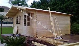 Chalet Bois Kit : fabricant constructeur de kits chalets en bois habitables ~ Carolinahurricanesstore.com Idées de Décoration
