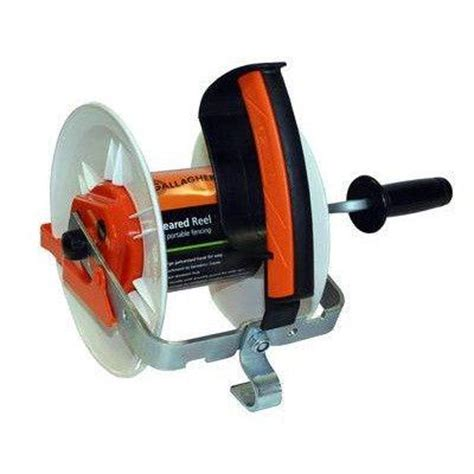gallagher geared reel gallagher fence