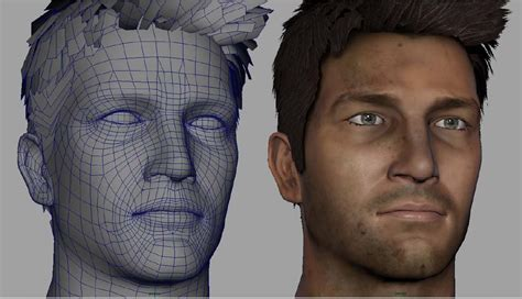 facetopology polycount