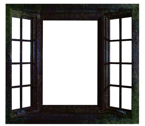 window black  white clipart panda  clipart images