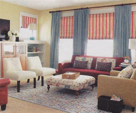 warm colour living room elegant home design